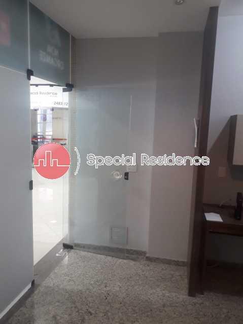 Sala Comercial 10. - Apartamento para alugar Barra da Tijuca, Rio de Janeiro - R$ 900 - LOC700047 - 4
