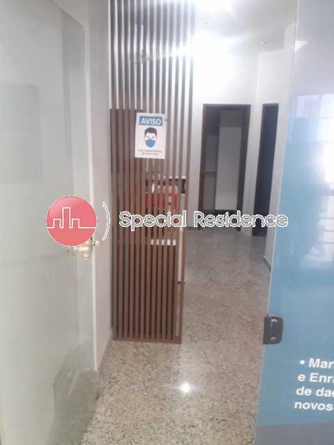 Sala Comercial 11. - Apartamento para alugar Barra da Tijuca, Rio de Janeiro - R$ 900 - LOC700047 - 5