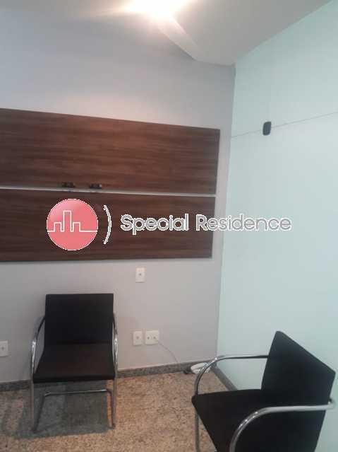 Sala Comercial 12. - Apartamento para alugar Barra da Tijuca, Rio de Janeiro - R$ 900 - LOC700047 - 6