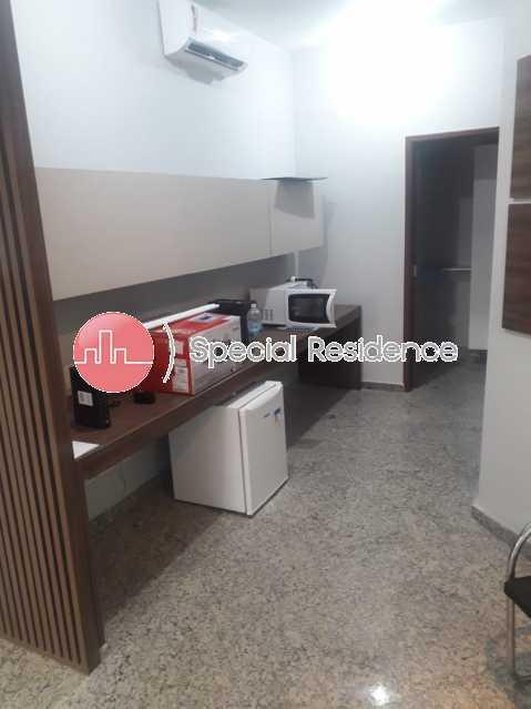 Sala Comercial 14. - Apartamento para alugar Barra da Tijuca, Rio de Janeiro - R$ 900 - LOC700047 - 11