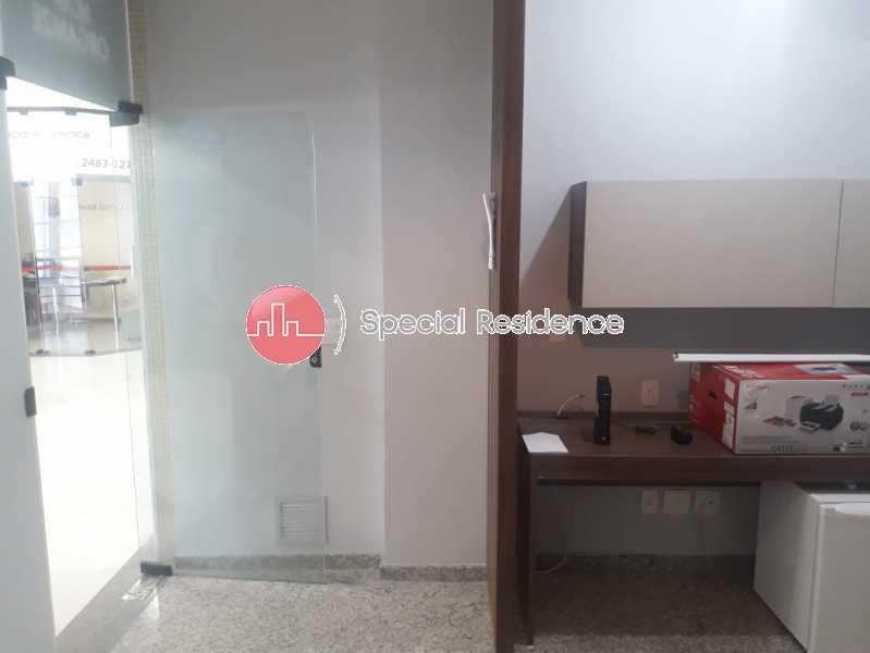 Sala Comercial 15. - Apartamento para alugar Barra da Tijuca, Rio de Janeiro - R$ 900 - LOC700047 - 10