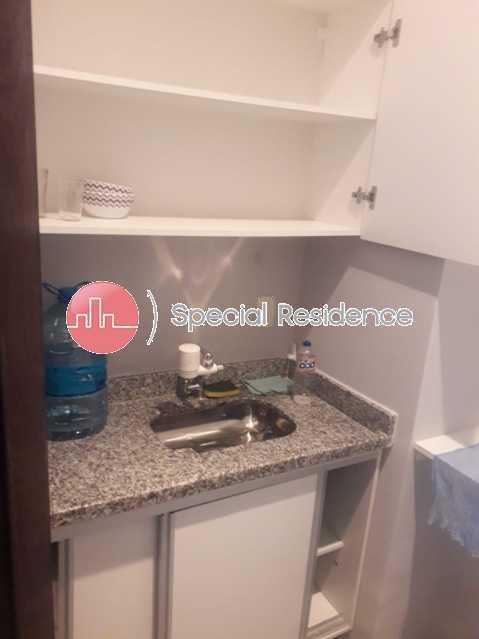 Sala Comercial 18. - Apartamento para alugar Barra da Tijuca, Rio de Janeiro - R$ 900 - LOC700047 - 21