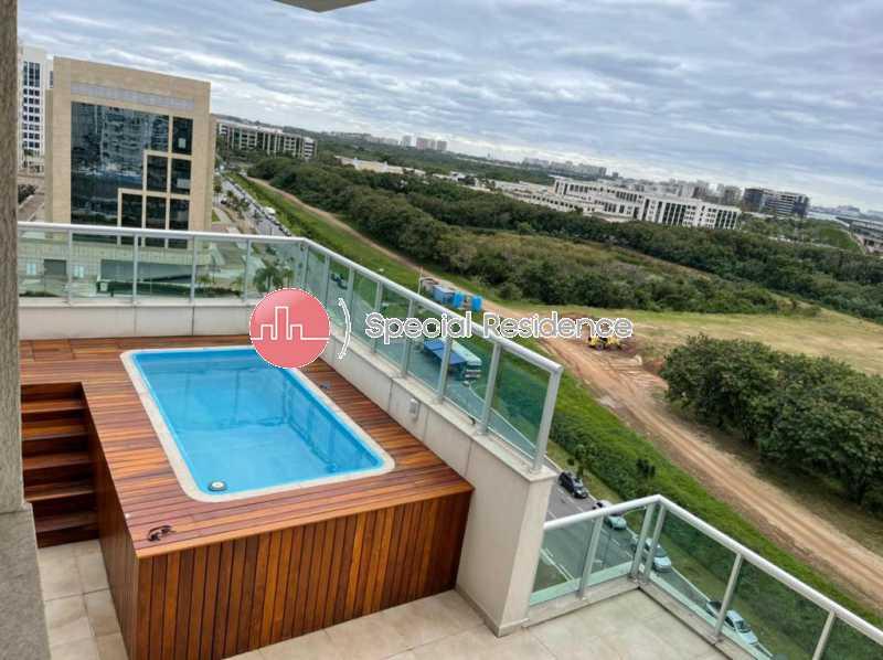WhatsApp Image 2021-08-06 at 1 - Apartamento 4 quartos à venda Jacarepaguá, Rio de Janeiro - R$ 1.400.000 - 400430 - 1
