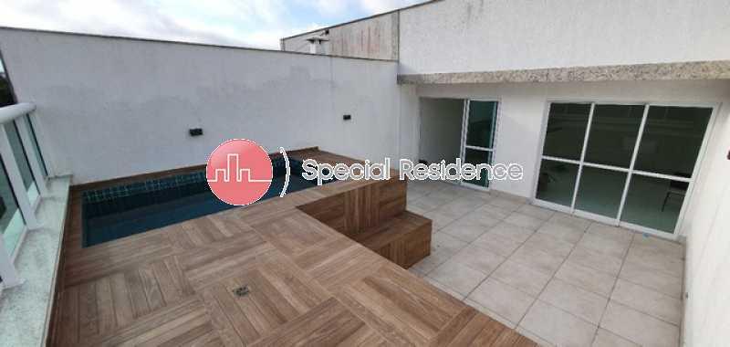658178554664085 - Cobertura 3 quartos para alugar Barra da Tijuca, Rio de Janeiro - R$ 12.000 - LOC500068 - 1