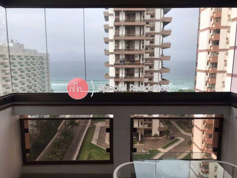 755191085460025 - Apartamento 1 quarto para alugar Barra da Tijuca, Rio de Janeiro - R$ 2.300 - LOC100485 - 1