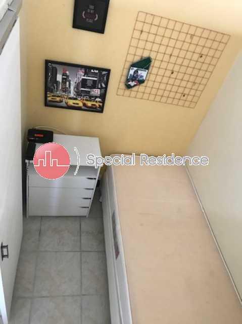 755124209869135 - Apartamento 1 quarto para alugar Barra da Tijuca, Rio de Janeiro - R$ 2.300 - LOC100485 - 9