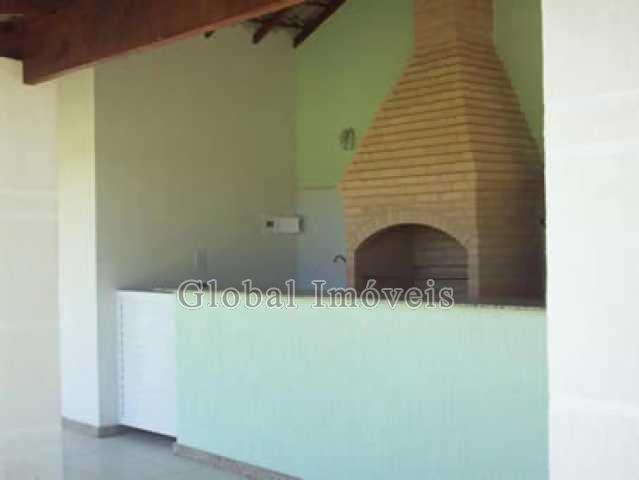 Condomínio - Churrasqueira - Fachada - Condomínio Residencial Gan Éden - 23 - 7