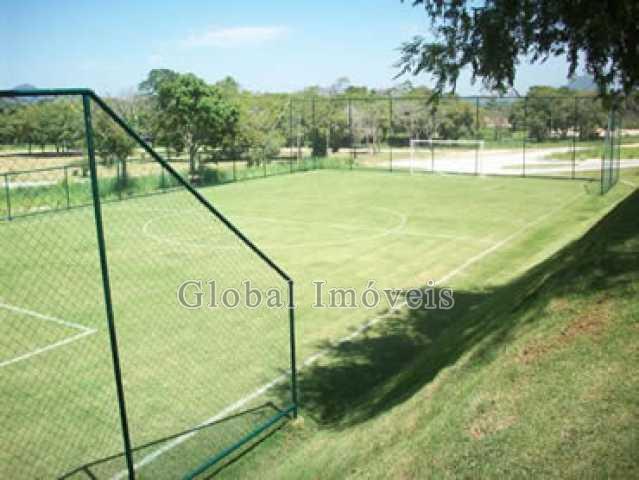 Condomínio - Campo de Futebol - Fachada - Condomínio Residencial Gan Éden - 23 - 8