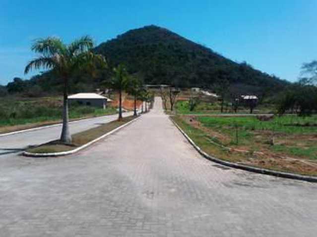 Pavimentação - Fachada - Condomínio Residencial Pedra Inoã - 3 - 2
