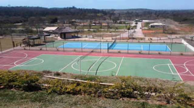 Quadras - Fachada - Condomínio Residencial Pedra Inoã - 3 - 7