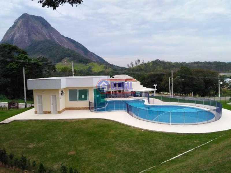 Piscina - Fachada - Condomínio Residencial Pedra Inoã - 3 - 3