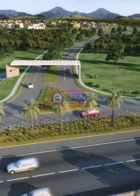 entrada e avenida - Fachada - Condomínio Terras Alpha Maricá II - 48 - 1
