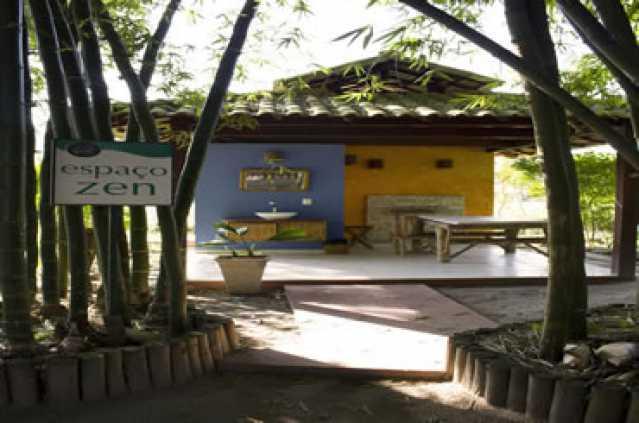 Condomínio - Espaço Zen - Fachada - Condomínio Residencial Pedra Verde - 5 - 8