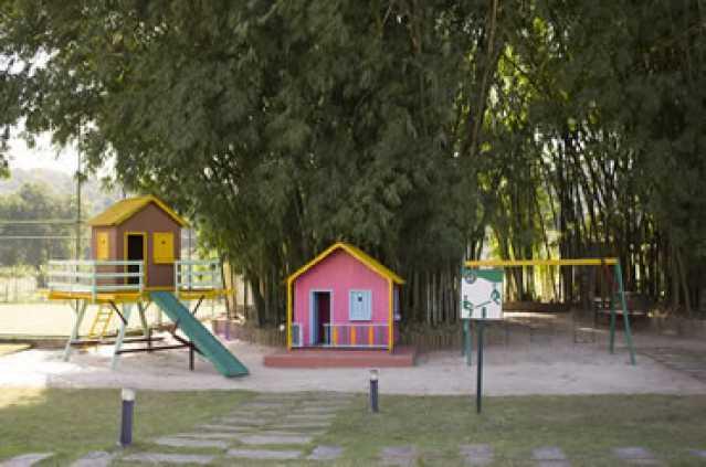 Condomínio - Parque Infantil - Fachada - Condomínio Residencial Pedra Verde - 5 - 4