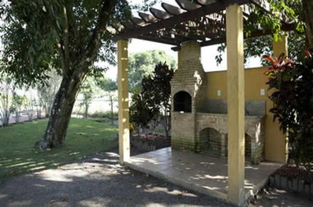 Condomínio - Churrasqueira - Fachada - Condomínio Residencial Pedra Verde - 5 - 5