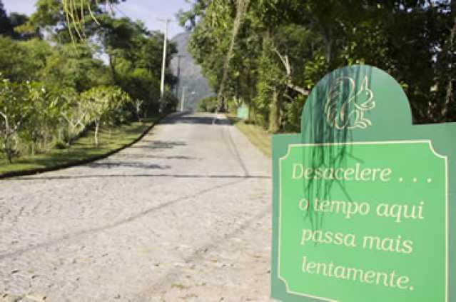 Condomínio - Rua - Fachada - Condomínio Residencial Pedra Verde - 5 - 9