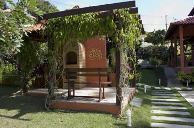 Condomínio - Churrasqueira - Fachada - Condomínio Residencial Pedra da Matta - 6 - 10