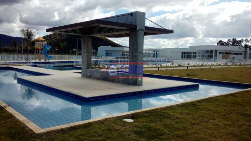 Piscina 4 - Fachada - Solaris Residencial Clube - 62 - 15