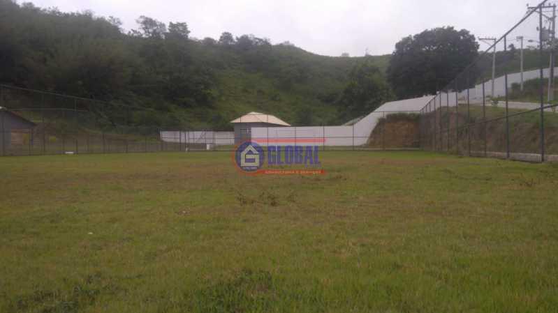 Condomínio - Campo Futebol - Fachada - Condomínio Vitória dos Anjos Residencial Club - 78 - 9
