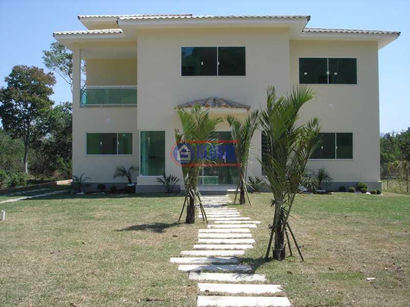 1 - Casa em Condomínio 4 quartos à venda Ubatiba, Maricá - R$ 1.800.000 - MACN40001 - 1
