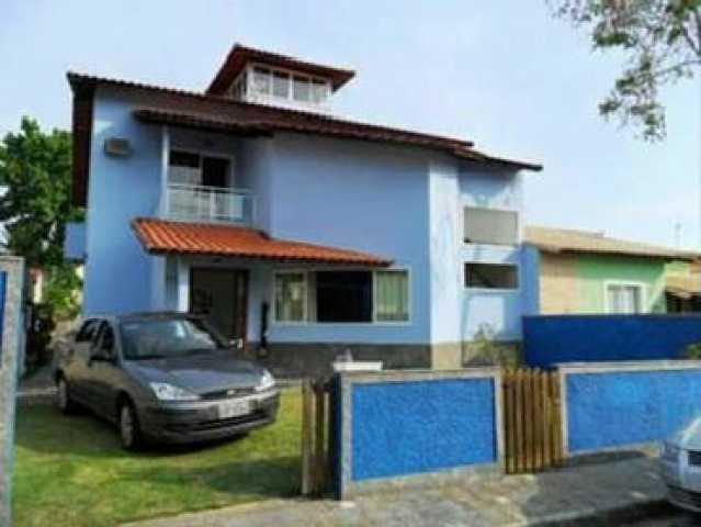FOTO1 - Casa em Condominio São José do Imbassaí,Maricá,RJ À Venda,3 Quartos,349m² - MACN30005 - 1