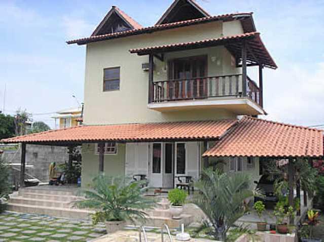 a_1 - Casa em Condomínio 3 quartos à venda Flamengo, Maricá - R$ 680.000 - MACN30007 - 1