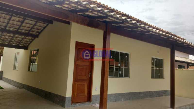 1 - Casa em Condomínio 3 quartos à venda Itapeba, Maricá - R$ 395.000 - MACN30012 - 1