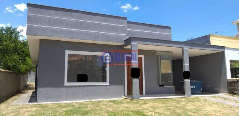 adaf6a4d-dfc5-4e6b-ae8a-2c1de0 - Casa em Condomínio 3 quartos à venda Ponta Grossa, Maricá - R$ 490.000 - MACN30028 - 1