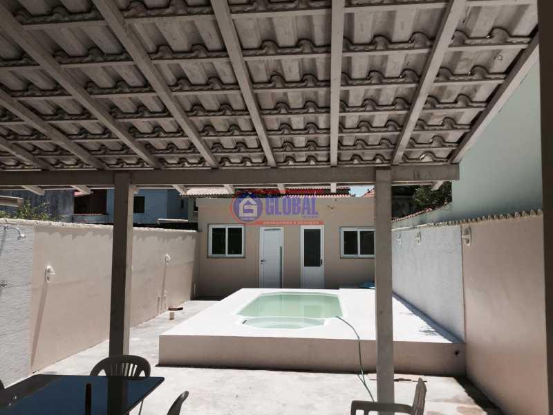 Área de Lazer - Anexo - Casa À Venda - Guaratiba - Maricá - RJ - MACA20084 - 28