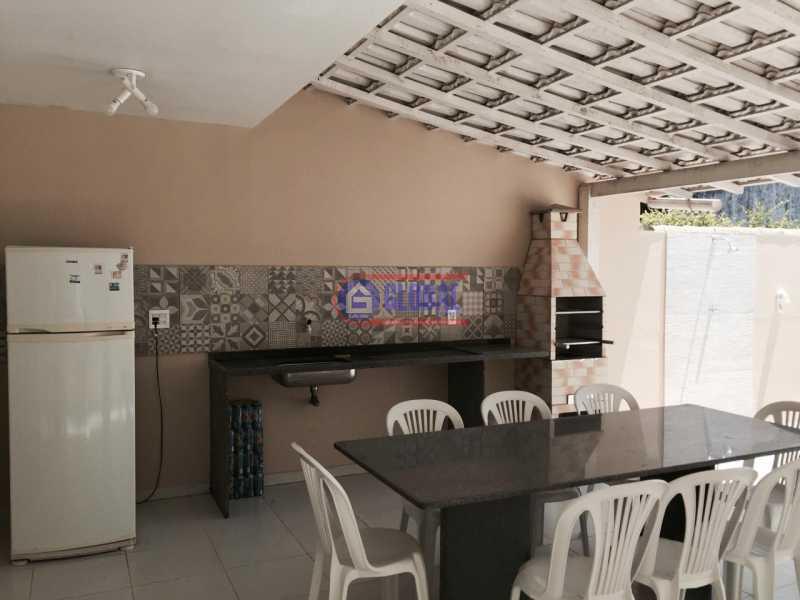 Área de Lazer - Espaço Gourmet - Casa À Venda - Guaratiba - Maricá - RJ - MACA20084 - 27