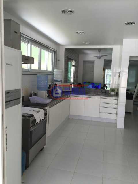1º Pavimento - Cozinha - Casa À Venda - Guaratiba - Maricá - RJ - MACA20084 - 13