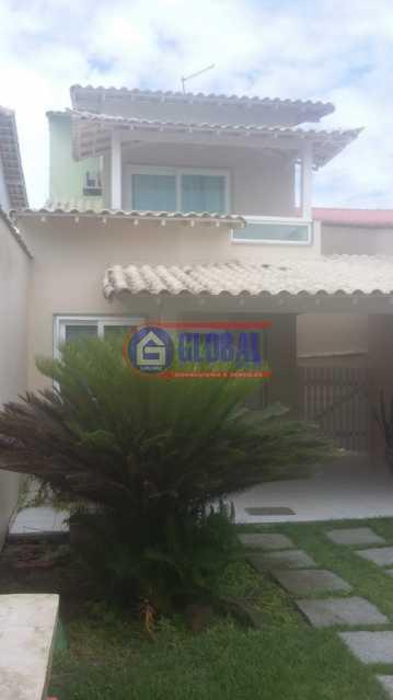 Fachada - Casa À Venda - Guaratiba - Maricá - RJ - MACA20084 - 3
