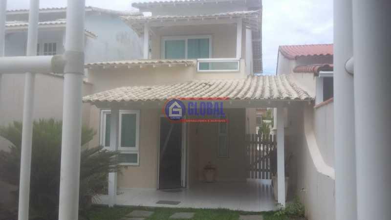 Fachada - Casa À Venda - Guaratiba - Maricá - RJ - MACA20084 - 1