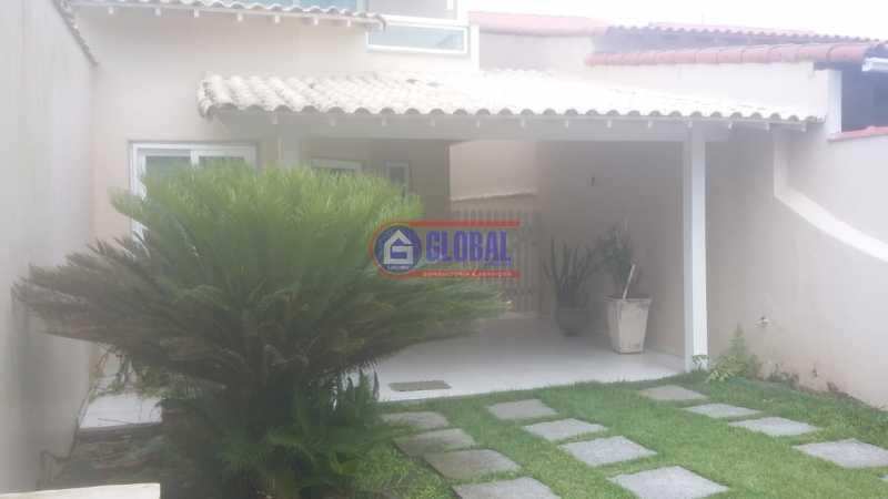 Garagem - Casa À Venda - Guaratiba - Maricá - RJ - MACA20084 - 5