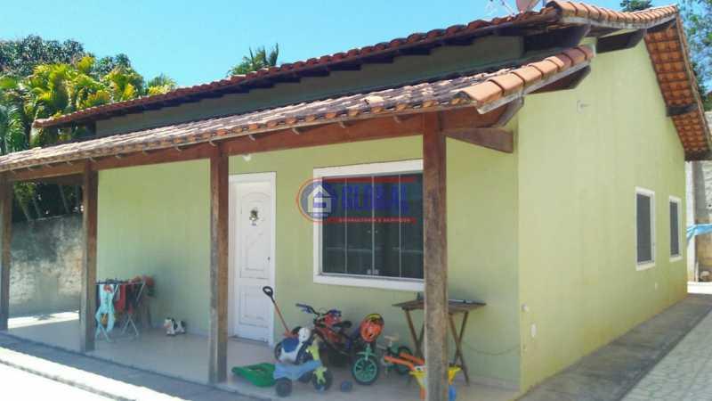 1a - Casa em Condomínio à venda Avenida Roberto da Silveira,Flamengo, Maricá - R$ 450.000 - MACN30036 - 3