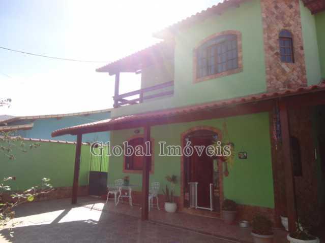 02 - faixada pdentro - Casa 5 quartos à venda Centro, Maricá - R$ 650.000 - MACA50011 - 1