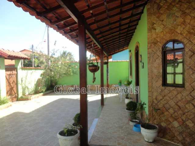03 - Varanda 01 frente - Casa 5 quartos à venda Centro, Maricá - R$ 650.000 - MACA50011 - 4