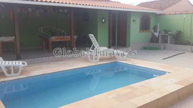 33 - quintal de tras-1 - Casa 5 quartos à venda Centro, Maricá - R$ 650.000 - MACA50011 - 6