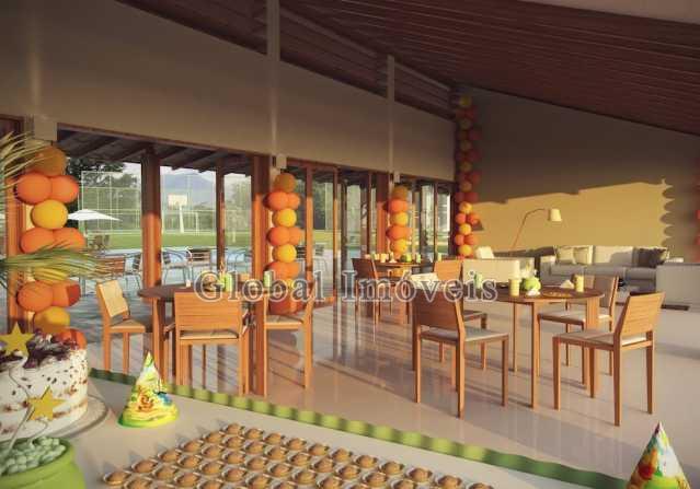 área gourmet 2 - Terreno 360m² à venda INOÃ, Maricá - R$ 175.000 - MAUF00094 - 8