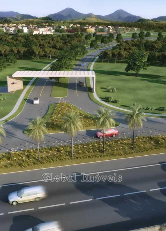entrada e avenida - Terreno 360m² à venda INOÃ, Maricá - R$ 175.000 - MAUF00094 - 1