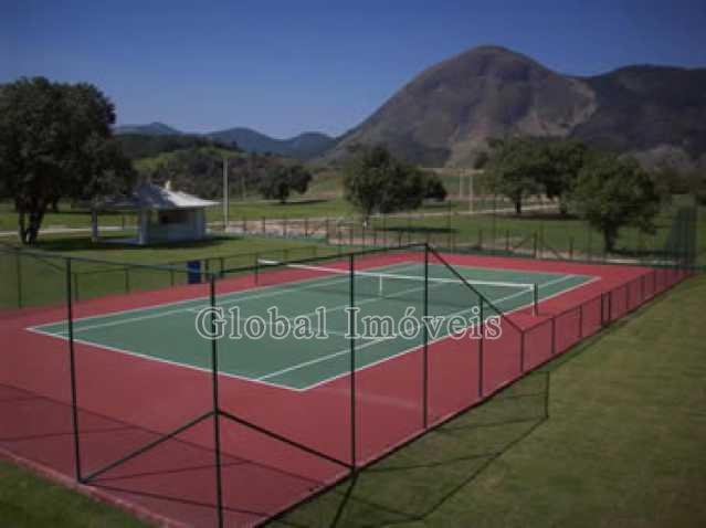 Condomínio - Quadra de Tênis - Terreno 610m² à venda Ubatiba, Maricá - R$ 130.000 - MAUF00104 - 14