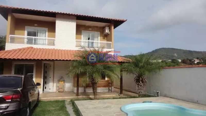 aa3cc6fe-867d-427a-b8c6-af8dbc - Casa em Condomínio 3 quartos à venda Flamengo, Maricá - R$ 750.000 - MACN30059 - 1