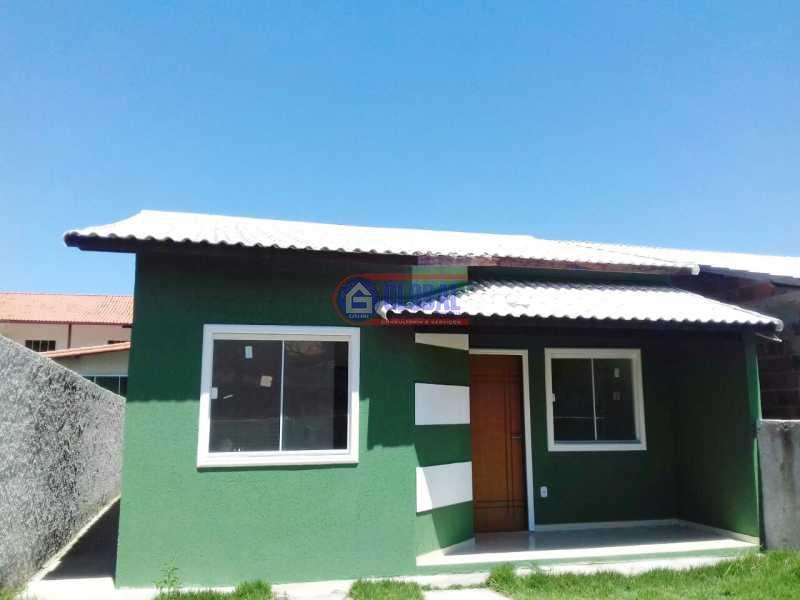554f8dfa-b4c4-4ec1-8d7a-855e6c - Casa 2 quartos à venda São José do Imbassaí, Maricá - R$ 220.000 - MACA20202 - 1