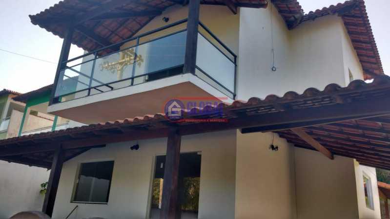 A - Casa em Condomínio 3 quartos à venda Flamengo, Maricá - R$ 450.000 - MACN30062 - 1