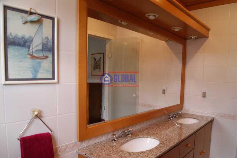 Bathroom en suite - Casa 4 quartos à venda GUARATIBA, Maricá - R$ 950.000 - MACA40031 - 11