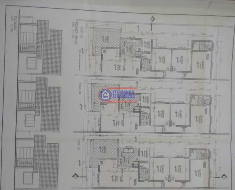 Planta Aprovada - Terreno 756m² à venda Mumbuca, Maricá - R$ 420.000 - MAMF00032 - 9