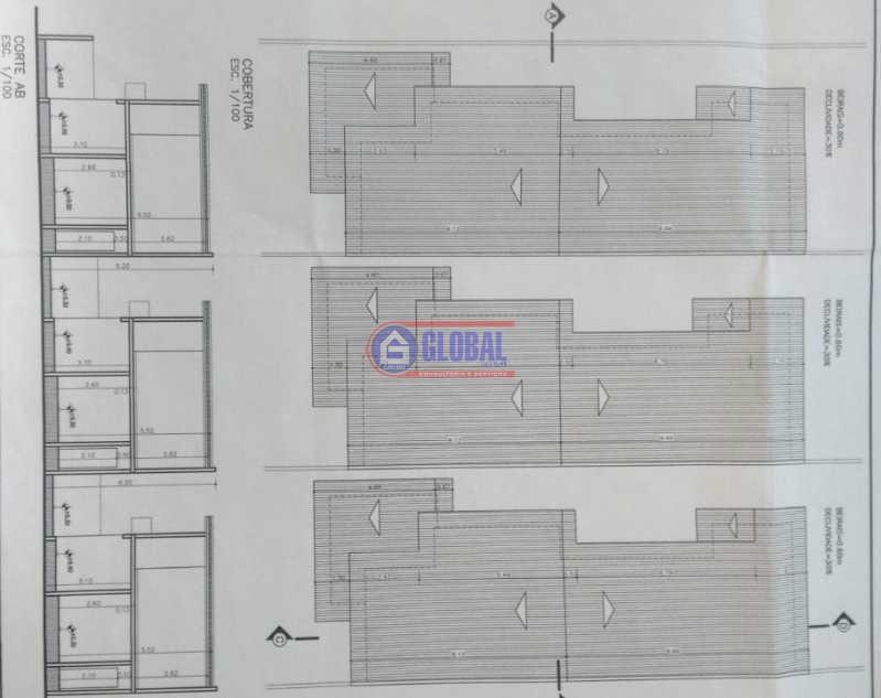 Planta Aprovada - Terreno 756m² à venda Mumbuca, Maricá - R$ 420.000 - MAMF00032 - 10