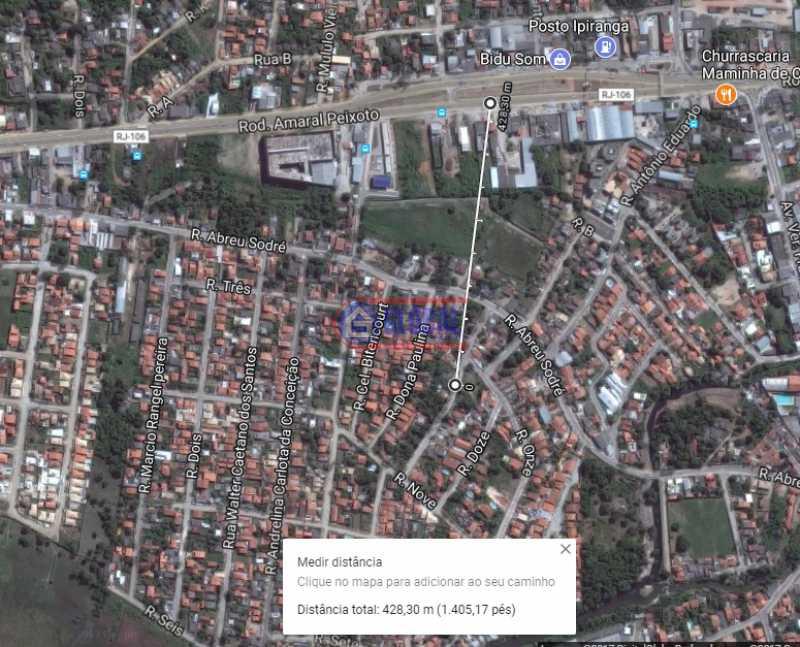 Localização - Terreno 756m² à venda Mumbuca, Maricá - R$ 420.000 - MAMF00032 - 7