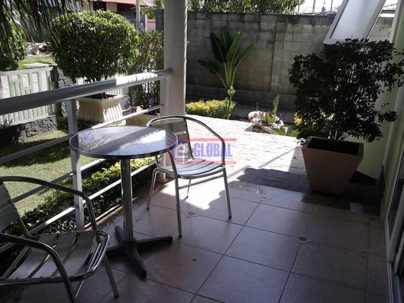 2a ent social - Casa em Condominio À VENDA, São José do Imbassaí, Maricá, RJ - MACN40010 - 3