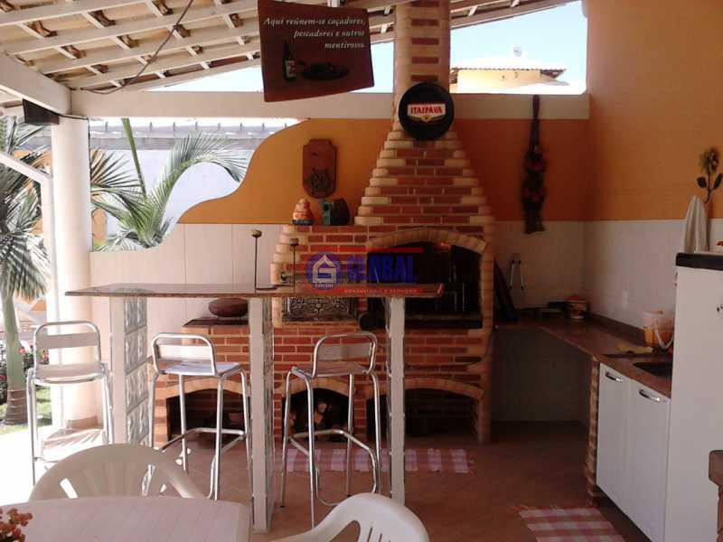 área churr4 - Casa em Condominio À VENDA, São José do Imbassaí, Maricá, RJ - MACN40010 - 19